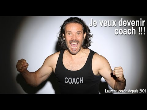 Devenir coach de vie avec Agoracadémie & Laurent Bertrel