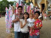 สวัสดีปีใหม่ไทยครับผม