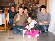 คริสต์มาสของครอบครัวเราปี 2009