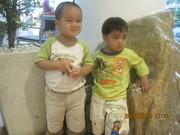 Tochi & Yin....