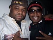 DJ Quest and Hammer