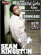 """Sean Kingston """"Beautiful Girls"""" DJ Quest Remix"""