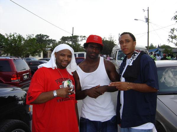Dj Quest , E James, and Trey peezy.com