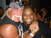 DJ Quest and the Hulkster