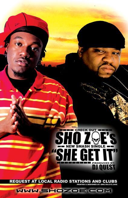 shozoe SHE GET IT PROMO