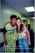 Dj Nabs & Amanda Byne1999