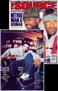 Dj Nabs Source  magazine 1998