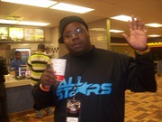 Kweezy of Allstar Productions