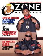 November Ozone Cover 2008