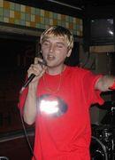 Live show damir mc red shirt