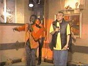 DAMIR with Errol Trench Toronto (gospel singer)