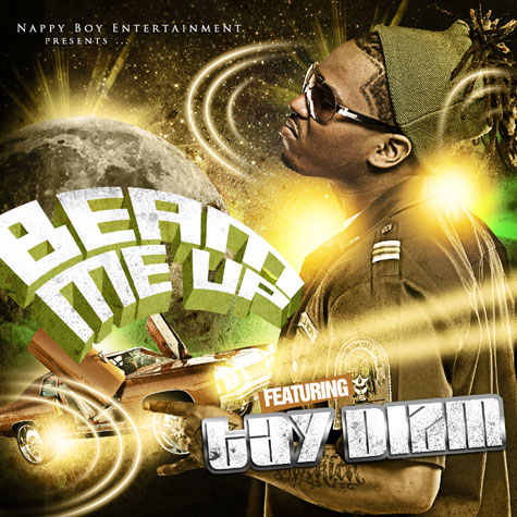 Beam Me Up (Debut single from Tay Dizm ft. T-Pain & Rick Ross)