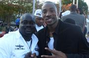 Bishop & Q45 of BET Rap City