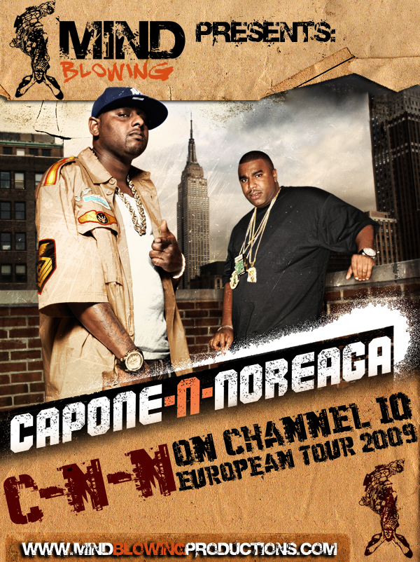 Capone-N-Nore-Europe