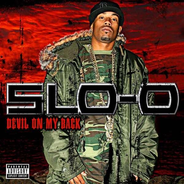 "Slo-O ""Devil On My Back"" Album Cover!!"