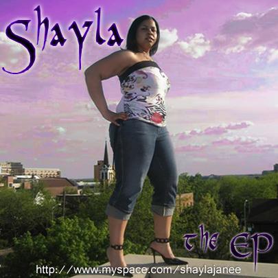 Shayla, the Lady Killa