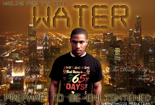Water, God M.C.