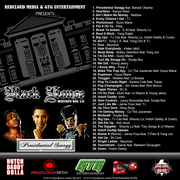 Back View- Black House Mixtape Volume 1.5 Presidential Swagg