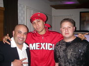 ERIC, TABOO AND DOMBEATZ