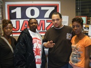 M3 WIT BIG BOY CHILL 107 JAMZ LIVE