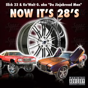 NOW IT'S 28's COVER