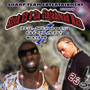 4 Da Streets Of NAP Mix Tape Vol. 1 COVER