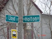 HOLTON & LlOYD EASTSIDE