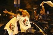 Supporters of Barack Obama