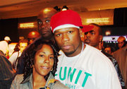 Shae and 50Cent
