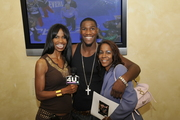 Shae with Paul the Punisher Williams wbo Welterweight Champ 2008