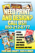 FULL COLOR PRINT AND DESIGN