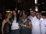 Eric,Tony Touch, Nina Sky, Disco