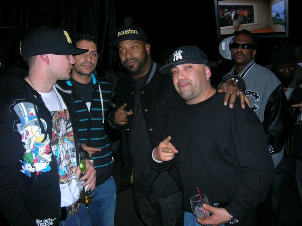 IN NY WITH BUN B AT HIS ALBUM RELEASE PARTY!