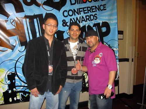 TOBY, JON AND ERIC AT THE BILLBOARD MUSIC AWARDS IN ATLANTA