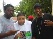Comedian Razor DJ Khalid & Money Mark @