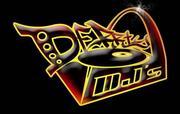 Derrty Djs Logo Black