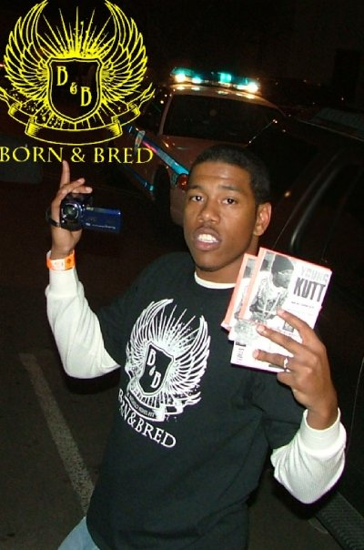 LOWE aka DJ PUSHA - BORN & BRED GANG