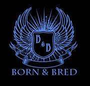BornBred Black and Blue