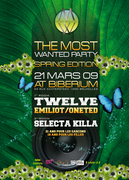 Most Wanted Party Spring Edition