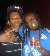 YOUNG A.C. & T-PAIN ON AC'S PROMO TOUR THROUGH THE MIDWEST