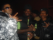 PUNCHO(DEEPSIDE) YOUNG CASH (NAPPY BOY), & YOUNG A.C.