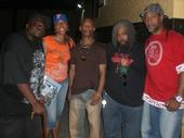 MR K FLATTOP, KISHA, MR OLD ZULU, LORD YODA X, DJ KOOL HERC