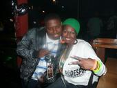 Me and Double 0 from Hype Magazine!