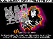 madsounds logo