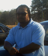 Pook in Blue Polo