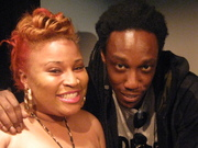 ReDoubleD and Alamo (former DJ of Brand Nubian)