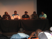 Producer Panel at A&R Power Summit