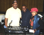 DJ Ron C, Cut Masta Mitch & DJ Lady Skill of King Ape Ent.