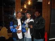 THE TWO HIP HOP PANELIST WITH REALIST RICKEN