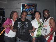 Erin, Commando, Sara C & DJ Daze